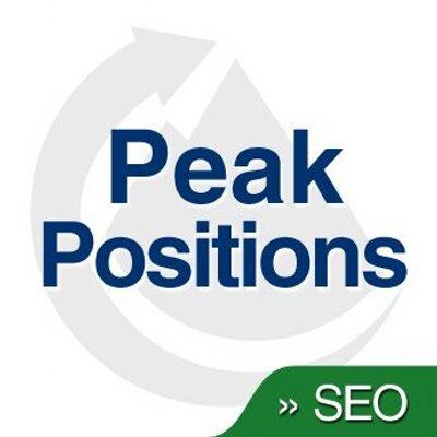 Peak Positions